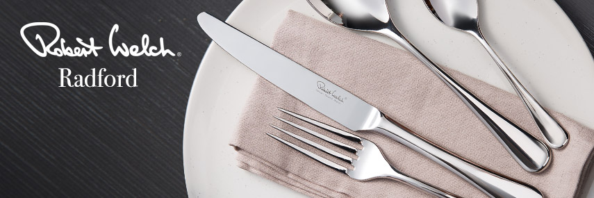 Robert Welch Radford Cutlery for Restaurants & Bars
