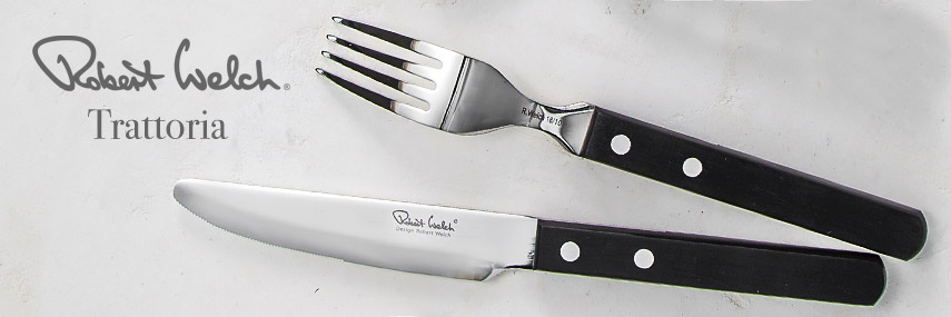Robert Welch Trattoria Cutlery from Stephensons Catering Suppliers