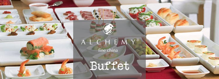 alchemy buffet fine china crockery