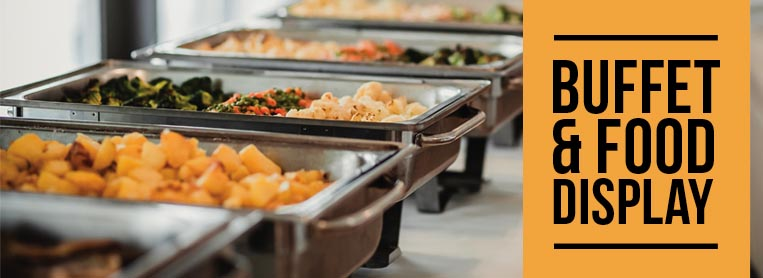 Buffet and Food Display