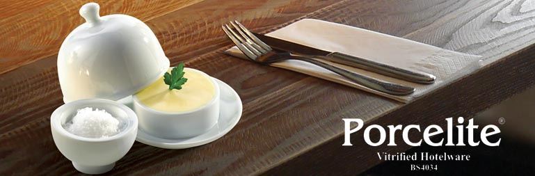 Porcelite Creations- crockery from Stephensons