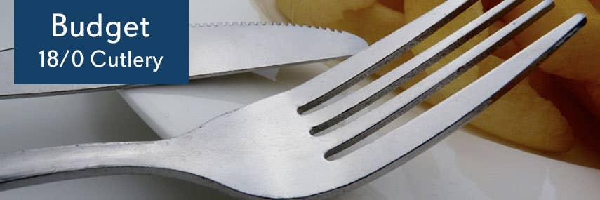 Budget Cutlery 18/0
