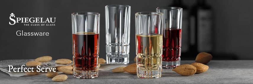 Spiegelau Perfect Serve Shot Glasses