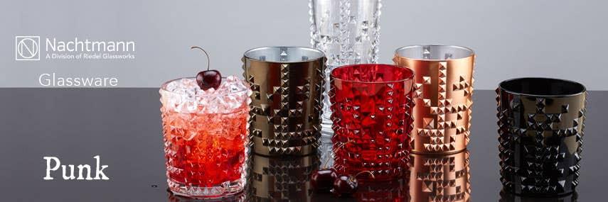 Nachtmann Punk Glassware