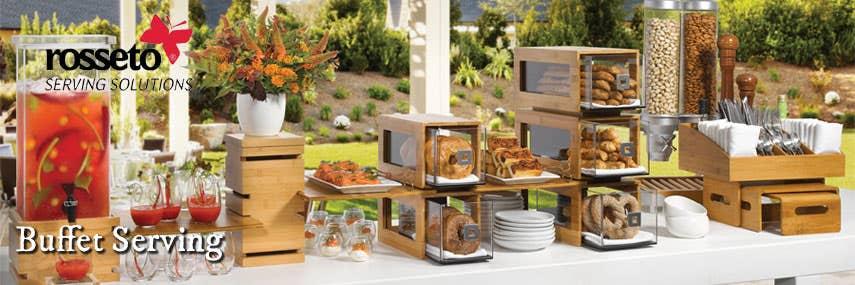 Rosseto Buffet Serving Solutions