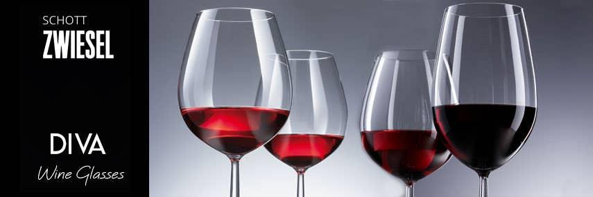 Schott Zwiesel Diva Wine Glass