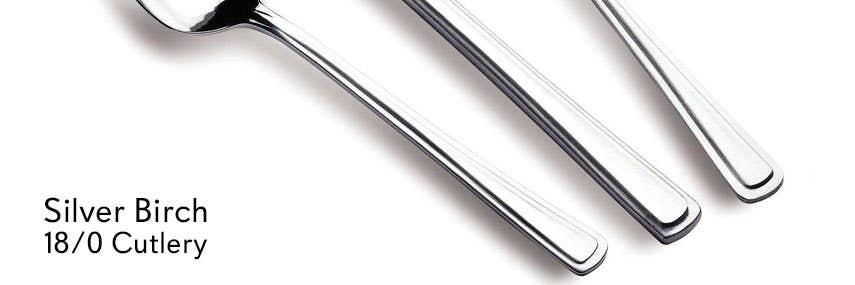 Silver Birch Cutlery 18/0