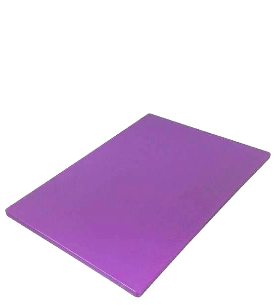 Purple Allergen Chopping Boards from Stephensons Catering Suppliers