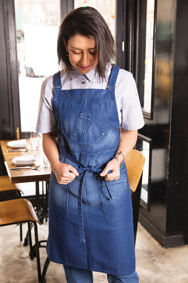 Aprons by Chef Works from Stephensons Catering Suppliers