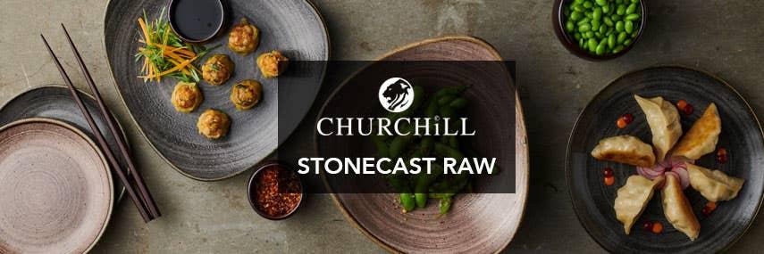 Churchill Stonecast Raw
