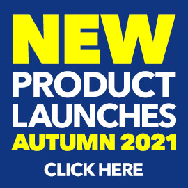 Autumn 2021 NEW Product Launches