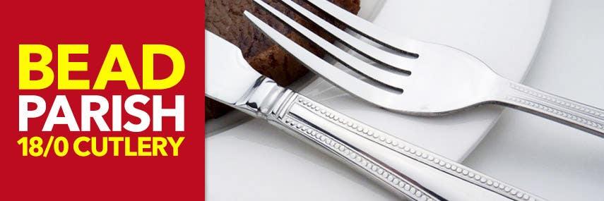Bead Parish 18/0 Stainless Steel Cutlery
