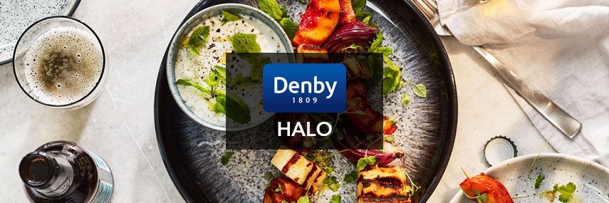 Denby Halo Premium British Rustic Pottery Crockery from Stephensons Catering Equipment