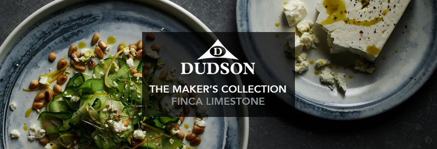 Dudson Makers Collection Finca Limestone
