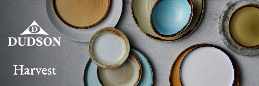Dudson Harvest Rustic Crockery from Stephensons Catering Suppliers