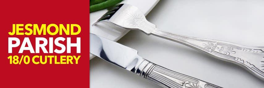 Kings Parish 18/0 Stainless Steel Cutlery
