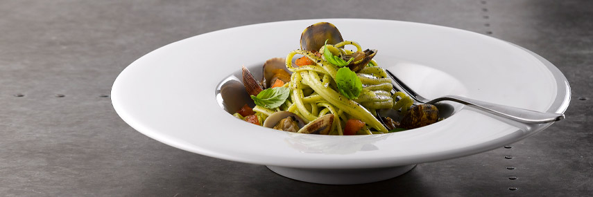 Pasta Plates from Stephensons Catering Suppliers