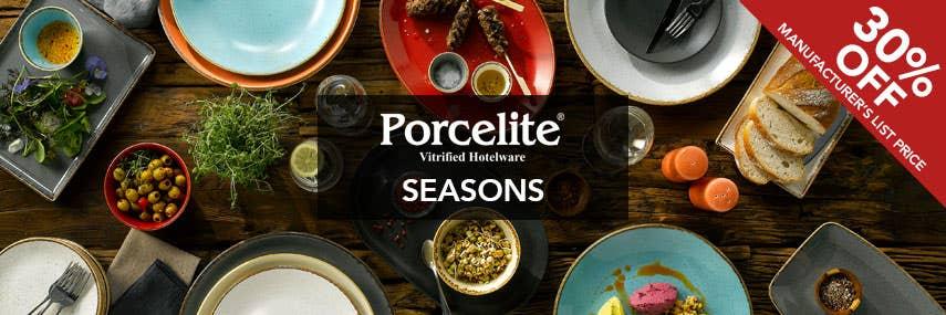 Season by Porcelite Crockery