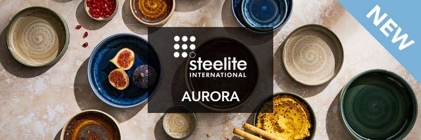 Steelite Aurora