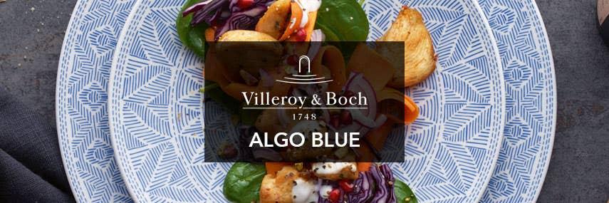 Villeroy & Boch Algo Blue