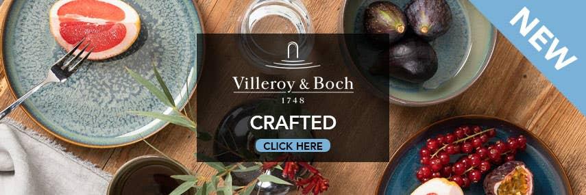 Villeroy & Boch Crafted Premium Porcelain