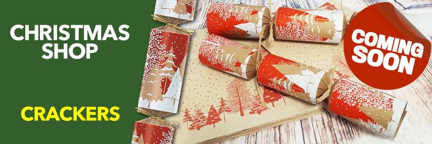 Christmas Crackers from Stephensons Catering Suppliers