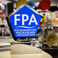Stephensons were proud to receive the 2018 FPA Regional Distributor of the Year Award