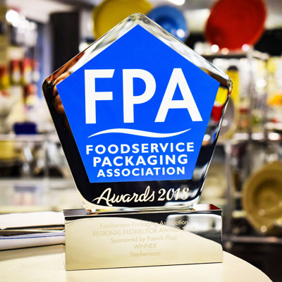 FPA Awards 2018; Winners of Regional Distributor of the Year