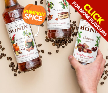 Monin Pumpkin Spice Syrup
