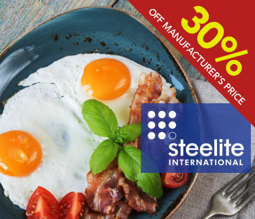 30% Off Selected Steelite Ranges