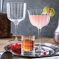 Artis Bach Vintage Glassware from Stephensons Catering Suppliers
