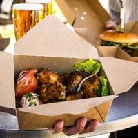 Eco-Friendly Takeaway Food Packaging