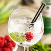 Gin and Tonic Glassware from Stephensons