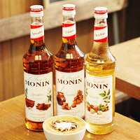 Monin Syrups and Purees