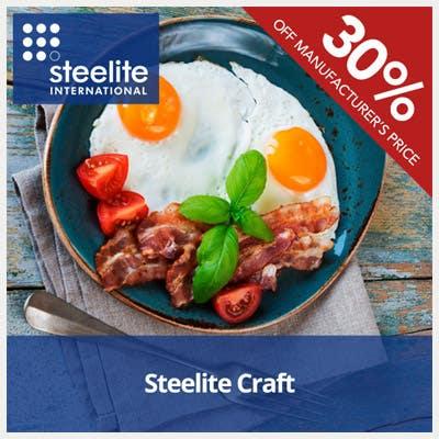 30% Off Steelite Craft