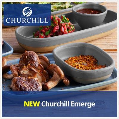NEW Churchill Emerge