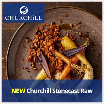 NEW Churchill Stonecast Raw