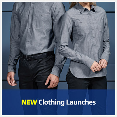 NEW Clothing Launches
