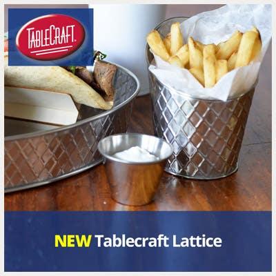 NEW Tablecraft Lattice