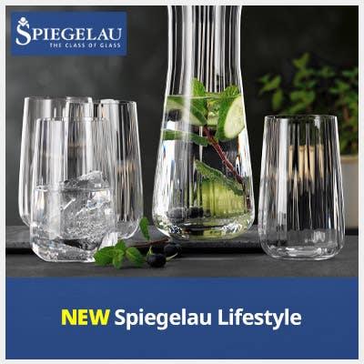 NEW Spiegelau Lifestyle