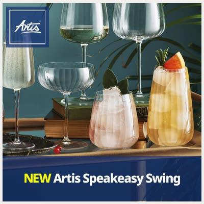 NEW Artis Speakeasy Swing