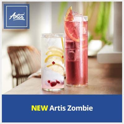 NEW Artis Zombie