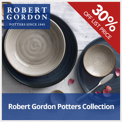 30% Off Robert Gordon Potters Collection
