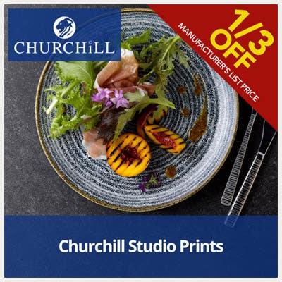 Third Off Churchill Studio Prints